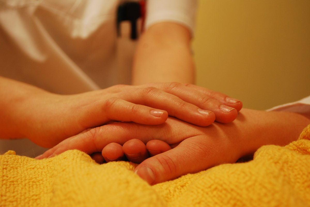Caring for the Caregiver: The Importance of Self-Care