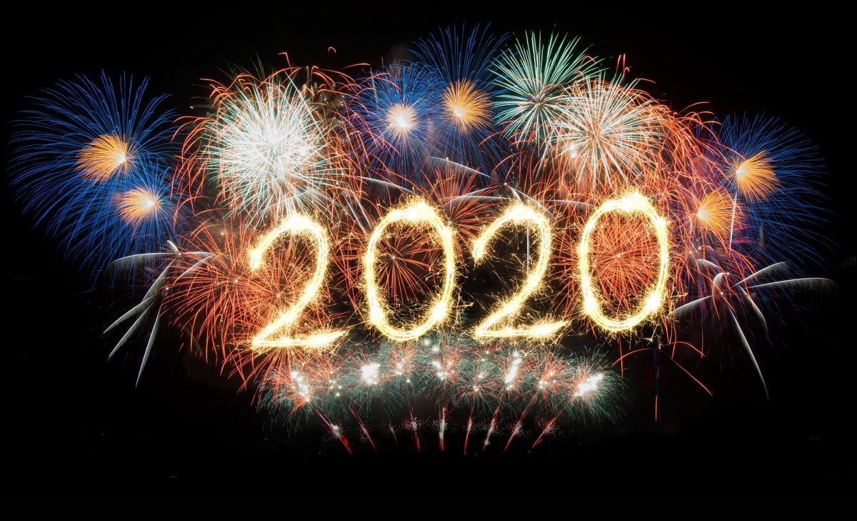 New Year Goals: Setting Your Sights on 2020